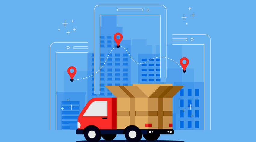 MOBILE APPS FOR TRANSPORTATION AND LOGISTICS