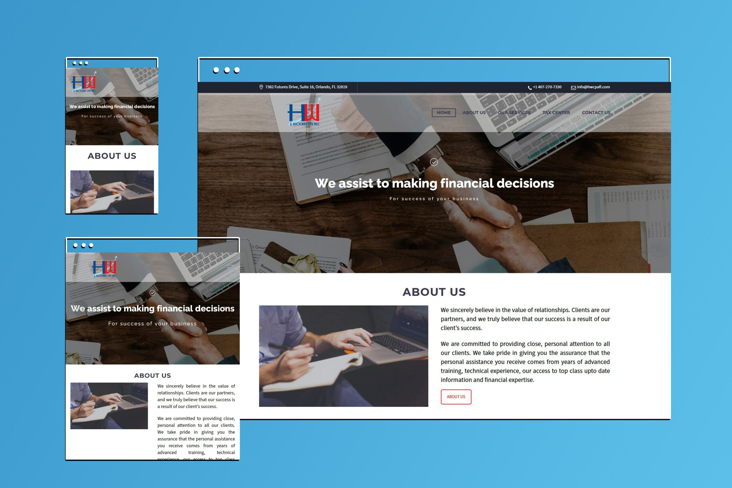 HW & Associates CPA, PLLC