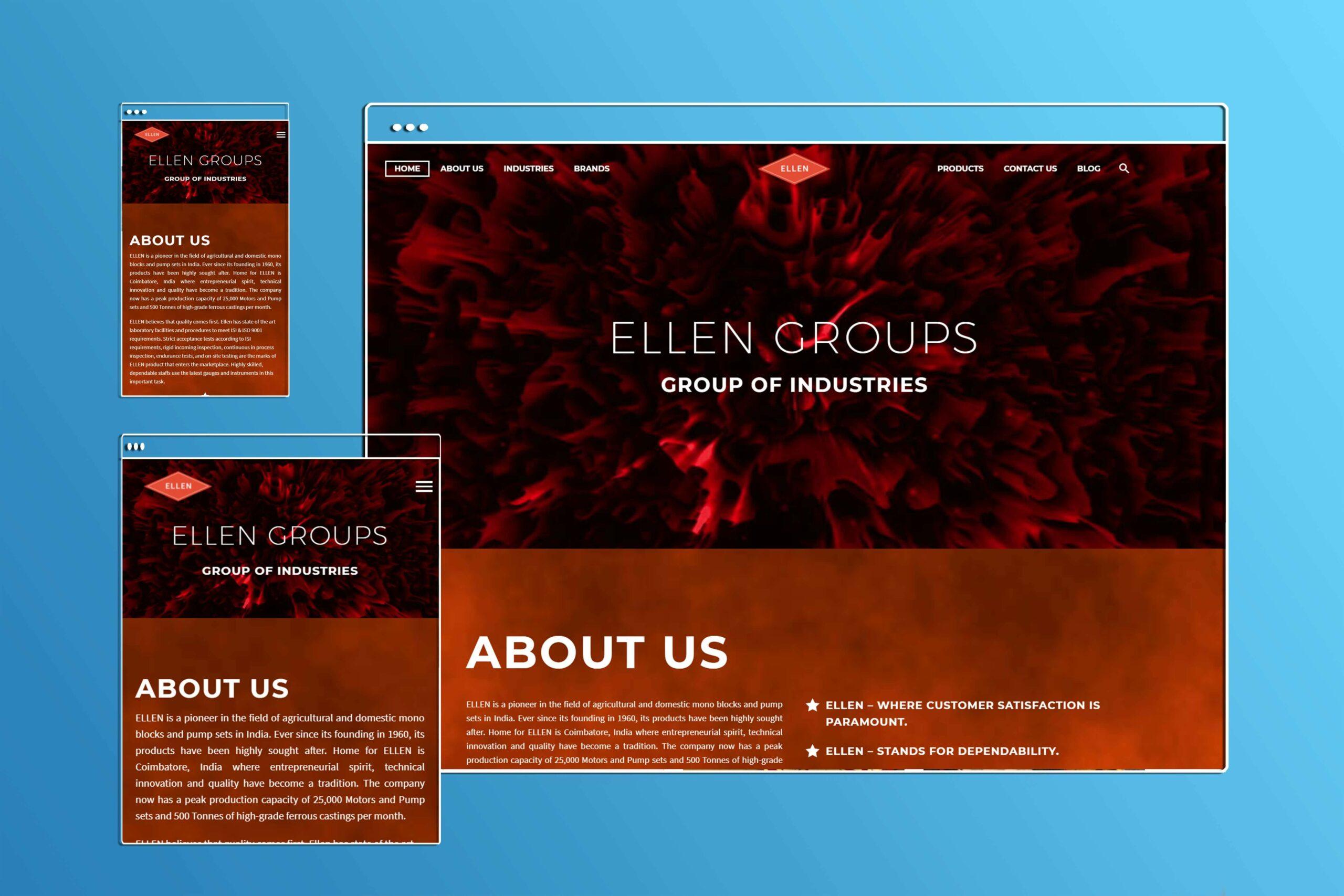 Ellen Groups